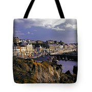 Portstewart, Co Derry, Ireland Seaside Tote Bag