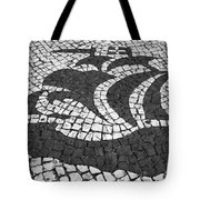 Portuguese Caravel Tote Bag