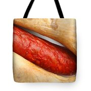 Portuguese Typical Sausages Tote Bag