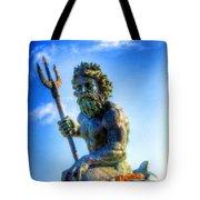 Poseidon Tote Bag by Dan Stone
