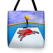 Poseidon's Steed Tote Bag