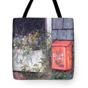 Post Box Tote Bag