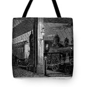 Postal Service, 1875 Tote Bag