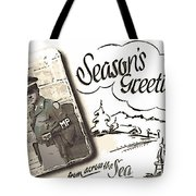 Postcard From War Tote Bag