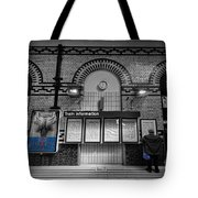 Poster Boy Tote Bag