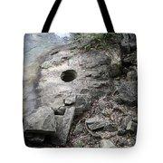 Pot Hole In Niagara River Tote Bag