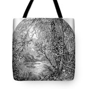 Potomac River Tote Bag