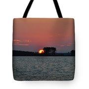 Potomac Sunrise Tote Bag