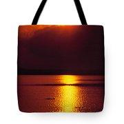 Potomac Sunrise Washington Dc Tote Bag