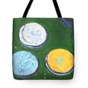 Pots Of Paint Tote Bag