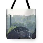 Potteries Urban Landscape Tote Bag