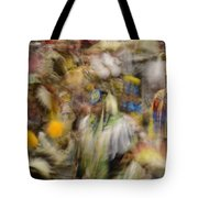 Pow Wow Color Tote Bag