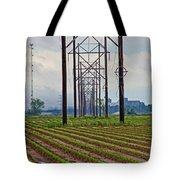 Power And Plants II Tote Bag