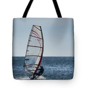 Powered By Wind Tote Bag