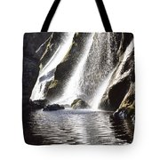 Powerscourt Waterfall, Powerscourt Tote Bag