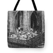 Prague: Royal Tombs Tote Bag
