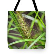 Prairie Dropseed Tote Bag