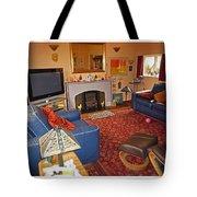 Prairie House Interior Tote Bag