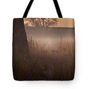 Prairie Pre Dawn Tote Bag