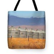 Prairie Silos Tote Bag