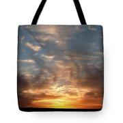 Prairie Sunset No1 Tote Bag