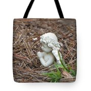Praying Angel Tote Bag