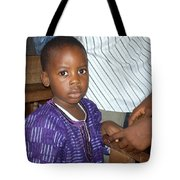 Precious Nigerian Boy Tote Bag