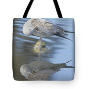 Preening My Feathers Tote Bag