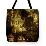 Premonitions Tote Bag by Andrew Paranavitana