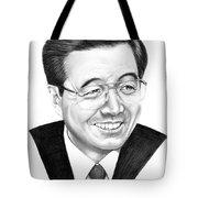 President Hu Jintao Tote Bag