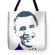 president of the United States Tote Bag
