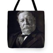 President William Howard Taft Tote Bag