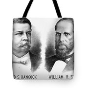 Presidentail Campaign, 1880 Tote Bag