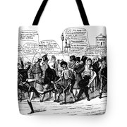 Presidential Campaign, 1824 Tote Bag