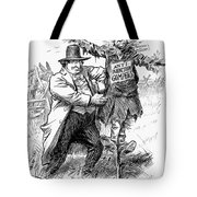 Presidential Campaign, 1908 Tote Bag