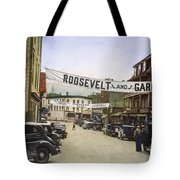 Presidential Campaign, 1936 Tote Bag by Granger