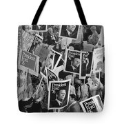 Presidential Campaign, 1976 Tote Bag