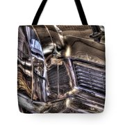 Presidential Lincoln Tail Lights Dearborn Mi Tote Bag