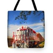 Prettiest Train Ever Tote Bag