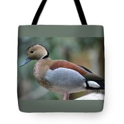 Pretty Duck  Tote Bag
