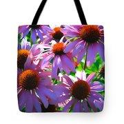 Pretty Flowers Tote Bag