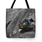 Pretty Fly For A Fly Guy Tote Bag