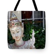 Pretty Garden Tote Bag