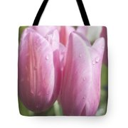 Pretty In Pink 3 Tote Bag