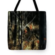 Pretty Little Red Things Tote Bag
