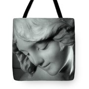 Pretty Young Girl Tote Bag