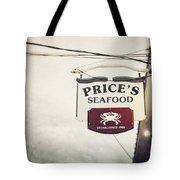 Price's Seafood Tote Bag