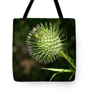 Prickly Globe Tote Bag