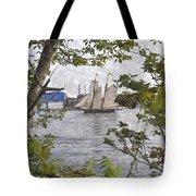 Pride Of Baltimore Pbwc Tote Bag