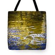 Priest Lake Reflections Tote Bag